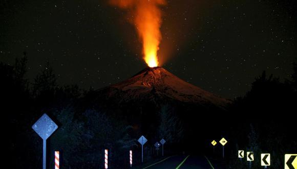 Las erupciones volcánicas enfriaron superficie de océanos