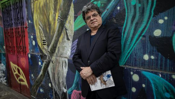 Jorge Pimentel, poeta fundador del movimiento Hora Zero. Foto: Grupo El Comercio.