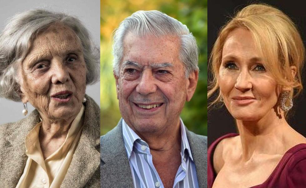Mario Vargas Llosa reveló hace poco que sufrió acoso sexual cuando aún era un niño. El caso del escritor peruano no es aislado y aquí recopilamos el testimonio de otros literatos que han pasado por una situación similar. (Foto: AFP/Composición)