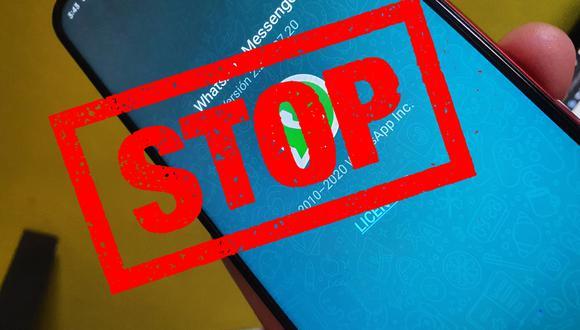 ¿Qué debo hacer si WhatsApp ya no funcionará en mi celular el 2021? Conoce todos los pasos. (Foto: MAG)