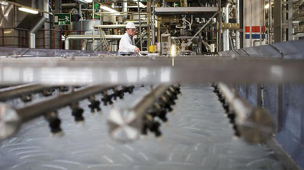 La industria solo usa el 6% del agua que se consume en el país