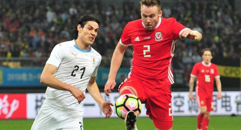 Uruguay vs. Gales EN VIVO ONLINE: HOY EN DIRECTO por la gran final de la China Cup. Las figuras resaltantes del duelo serán Gareth Bale y Luis Suárez. (Foto: AFP)