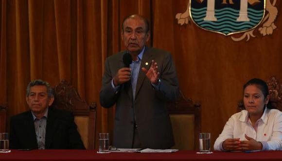 Trujillo: alcalde pedirá ante el Congreso que Ejército patrulle las calles