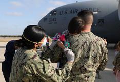 EE.UU. evacúa a 6.800 personas de Kabul pese a la alerta de posibles ataques