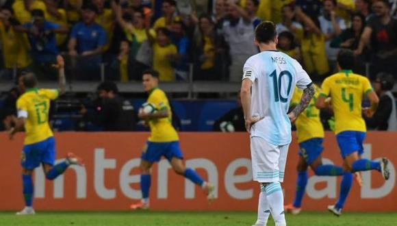 Lionel Messi buscará ganar la Copa América ante Brasil este sábado 10 de julio. (Foto: AFP)