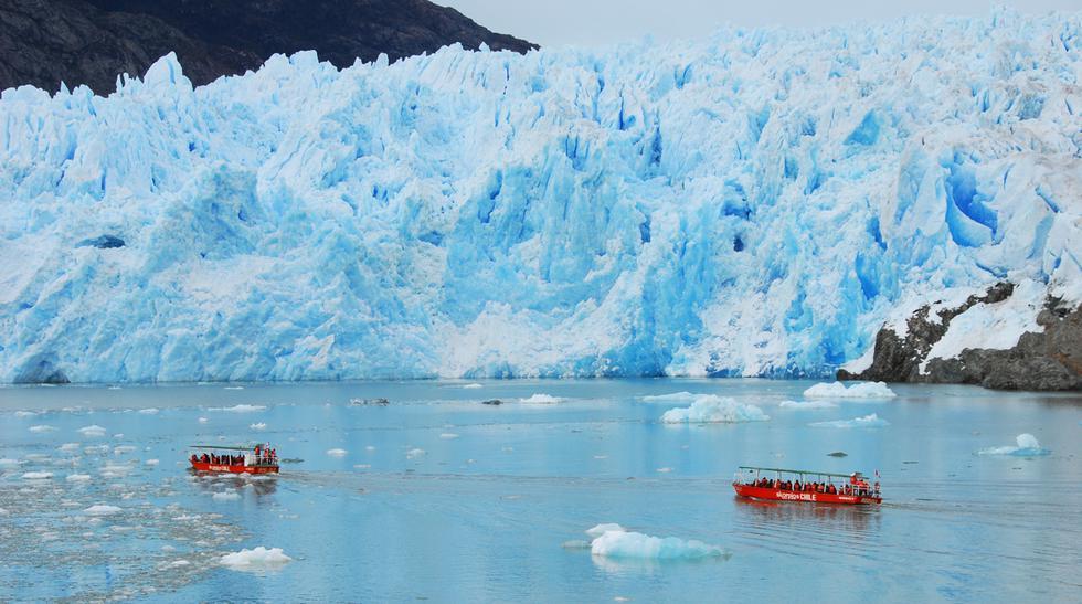 La Patagonia, un témpano de cielo - 2