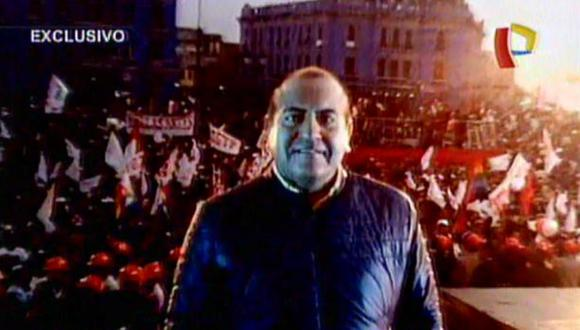 El ex gerente de Antalsis visitó 33 veces Palacio de Gobierno