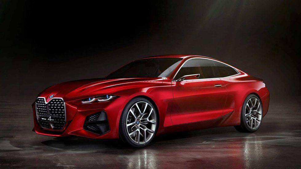 El preparador independiente X-Tomi Design planteó una versión roadster del BMW Concept 4 recientemente presentado. (Fotos: X-Tomi Design).