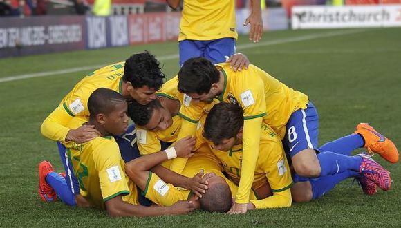 Mundial Sub 20: Brasil y Serbia disputarán la final