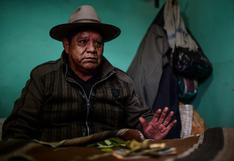 ¿Quién será el nuevo presidente de Bolivia?: Chamanes le consultan a la coca   FOTOS