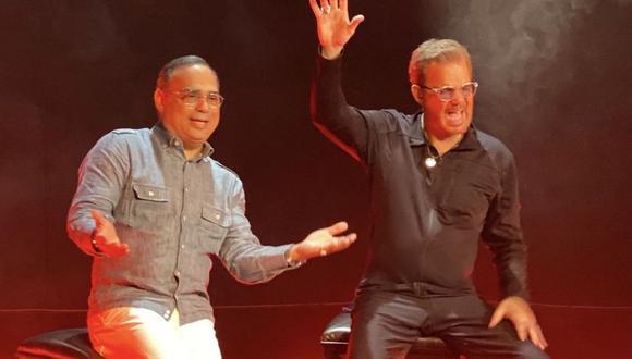 Willy Chirino se une a Gilberto Santa Rosa en nuevo tema. (Foto: @Instagram)