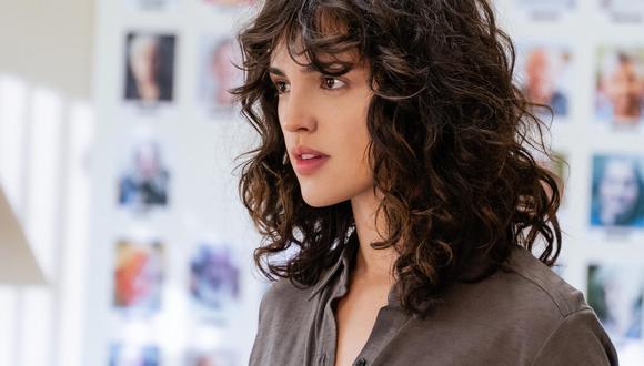 """¿Por qué Eiza González no usa maquillaje en """"Descuida, yo te cuido""""? (Foto: Netflix)"""
