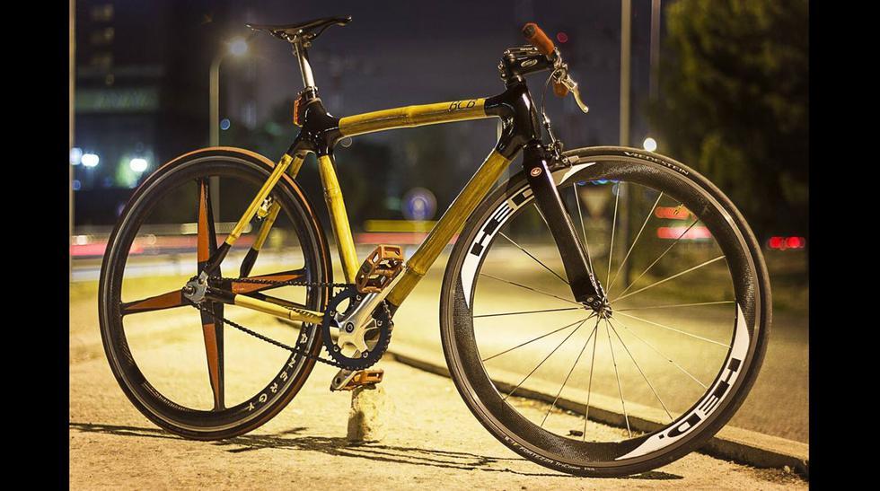 Empresa española crea bicicletas hechas con bambú - 3