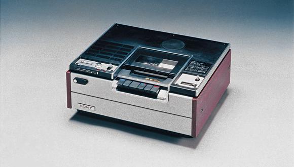 La aparición del Betamax inauguró un nuevo concepto de consumo televisivo: el espectador tiene el control. (Foto: Sony Corp. REUTERS/Sony Corp./Handout)