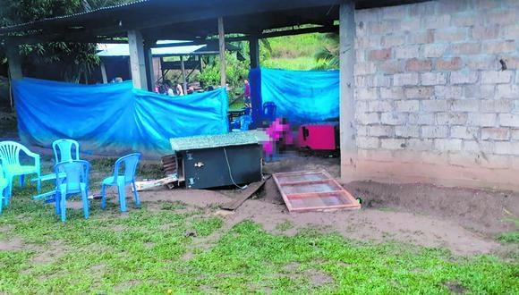 El crimen se perpetró en un bar del centro poblado San Miguel del Ene, en Satipo (Junín). (Foto archivo GEC)