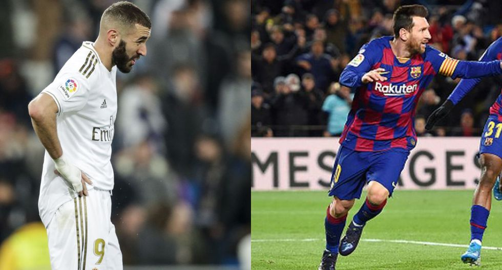 Real Madrid y Barcelona deciden su suerte en la Champions League y en La Liga. (Foto: AP)