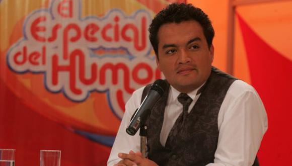 "Jorge Benavides: ""Elenco de 'El especial del humor' se redujo"""