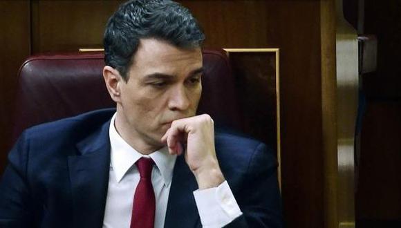 España: Pedro Sánchez renunció a su cargo como diputado