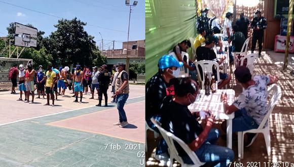 Autoridades exhortan a toda la población a cumplir con las medidas sanitarias para evitar nuevos contagios de COVID-19 | Foto: Municipalidad de Sullana