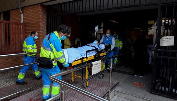 Coronavirus en España | Últimas noticias | Último minuto: reporte de infectados y muertos hoy, martes 17 de noviembre del 2020 | Covid-19 | (Foto: OSCAR DEL POZO / AFP).