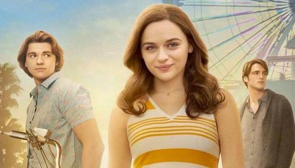 """Dos nuevos actores se unen al reparto principal de """"El stand de los besos 2″, Taylor Zakhar Perez (Marco) y Maisie Richardson Sellers (Chloe) (Foto: Netflix)"""