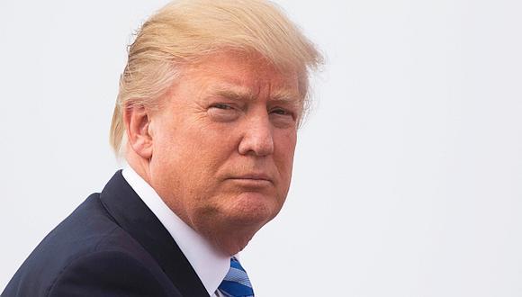 Trump no publicará la lista de visitantes de la Casa Blanca