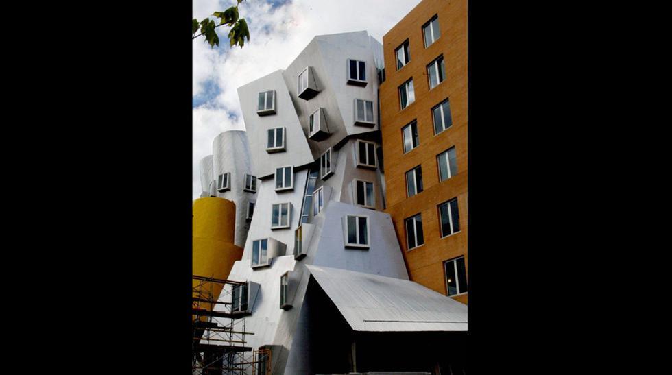 Frank Gehry: los impresionantes trabajos del famoso arquitecto  - 10