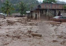 Más de 250 distritos de la sierra presentan un riesgo muy alto de huaicos por lluvias