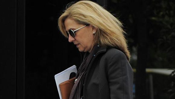 Hermana del rey Felipe podría ir al banquillo acusada de fraude