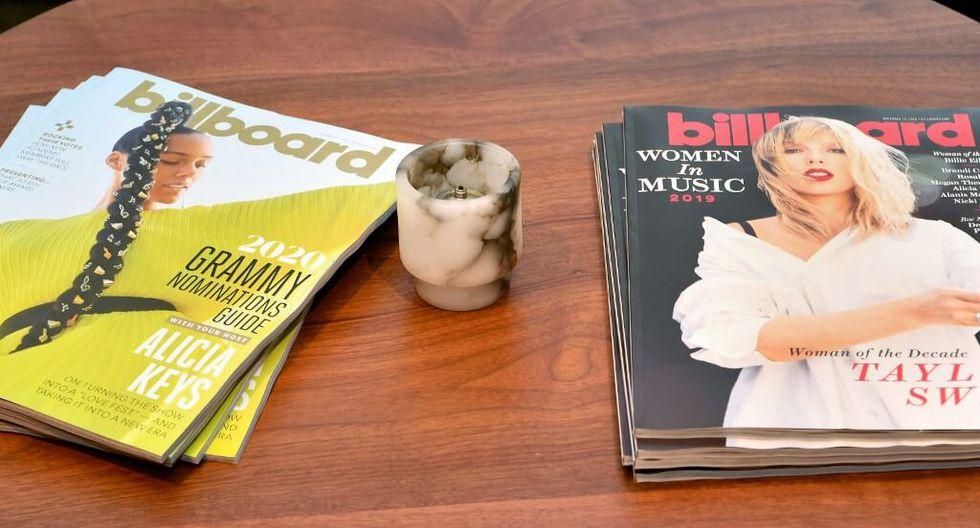 Desde 1940 hasta 2005 solo se tenían en cuenta las ventas físicas de discos, antes de agregar las descargas. En 2013 se añadieron las escuchas en línea.  (Foto: AFP)