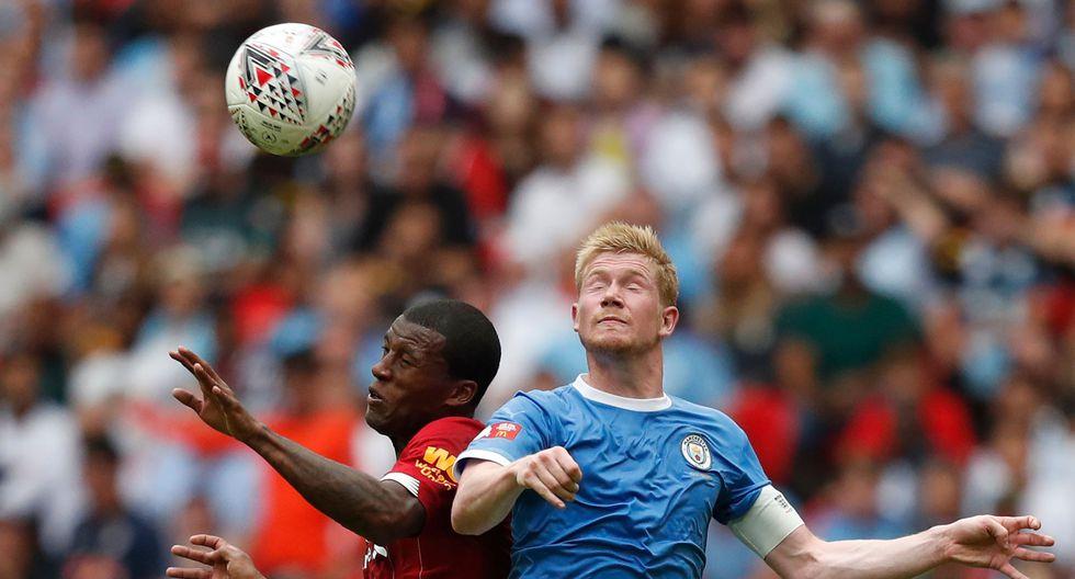 El campeón City y el subcampeón Liverpool serán otra vez protagonistas y aspirantes al título de la Liga Premier (Foto: AFP).