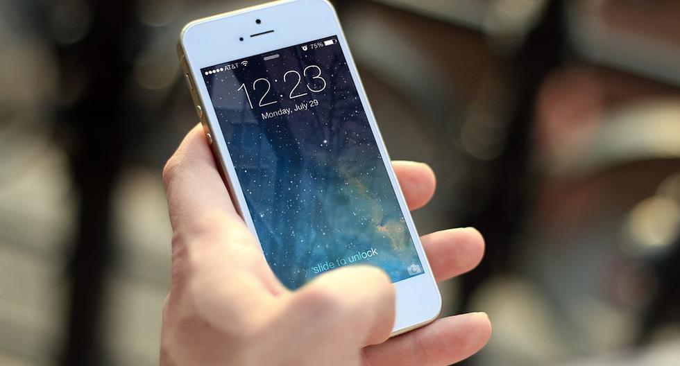 El iPhone ofrece mecanismos para proteger la información albergada en el equipo. (Foto: Pixabay)