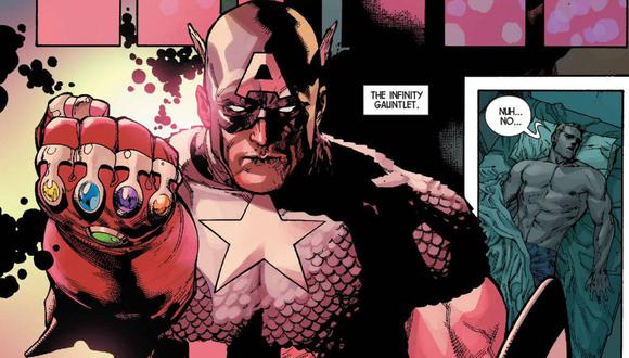 Los cómics de Marvel incluirán a un Capitán América de la comunidad LGBTQ. (Foto: Marvel Comics).