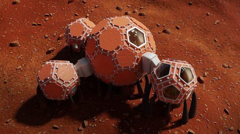 Mars Incubator. (Foto: NASA)