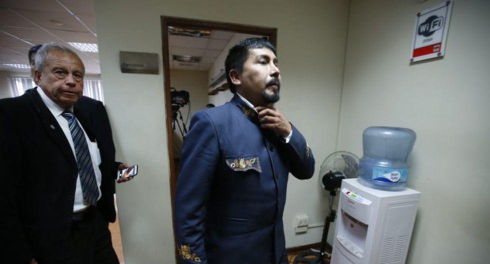 El gobernador regional de Arequipa, Elmer Cáceres Llica, ha manifestado su rechazo al proyecto minero Tía María. (Foto: Mario Zapata/GEC)