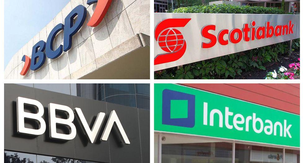 """El estudio del sector financiero """"Brand Review 2S 2019"""", elaborado por Kantar Insights, muestra la posición del Banco de Crédito del Perú, BBVA, Interbank, Scotiabank, entre otros, según su poder de valor de marca."""
