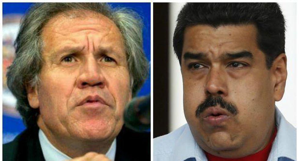 """""""El gobierno de Venezuela tiene las manos manchadas de sangre"""""""