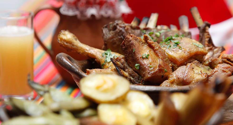 Hasta con dos días de anticipación puedes separar la pachamanca del restaurante La Casita de Ricardo.(Fotos: Jonathan Navas, Rolly Reyna, Hugo Pérez, Hugo Curotto y Miguel Bellido)