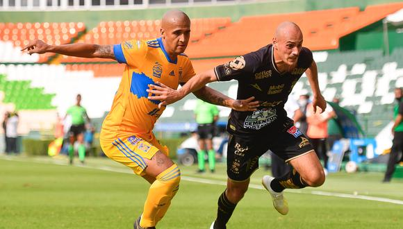 León enfrento a Tigres por la Liga MX