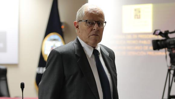 Pedro Pablo Kuczynski (PPK) es investigado por la fiscalía por el presunto delito de lavado de activos en el marco del caso Odebrecht. (Foto: Giancarlo Avila / GEC)