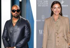 Kanye West: captan al ex de Kim Kardashian de vacaciones con Irina Shayk
