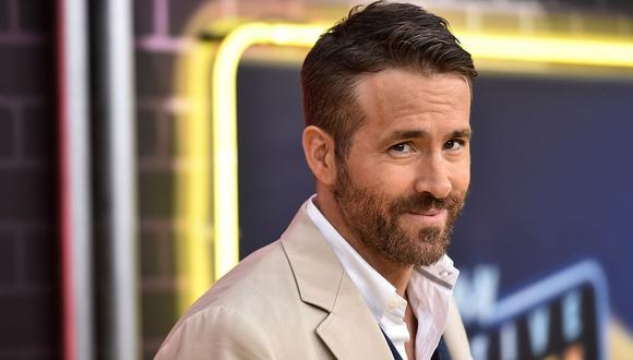 Ryan Reynolds y sus 10 personajes que no olvidarás del actor. (Foto: AFP)