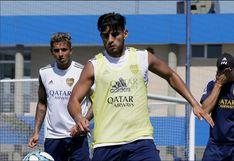 Boca Juniors: Carlos Zambrano convocado por Miguel Ángel Russo para el duelo frente a Godoy Cruz