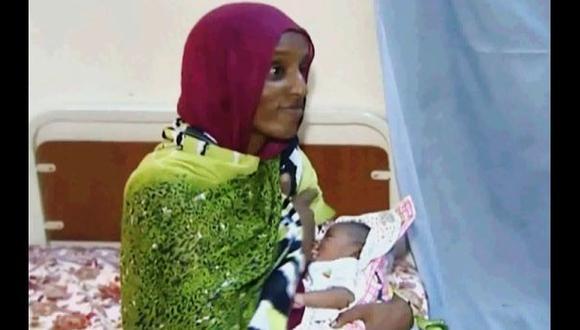 Libran de la horca a joven sudanesa convertida al cristianismo