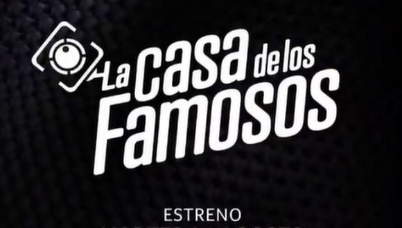 """El 24 de agosto fue estrenado """"La casa de los famosos"""", el nuevo reality de Telemundo que conducen Héctor Sandarti y Jimena Gallego (Foto: Telemundo)"""