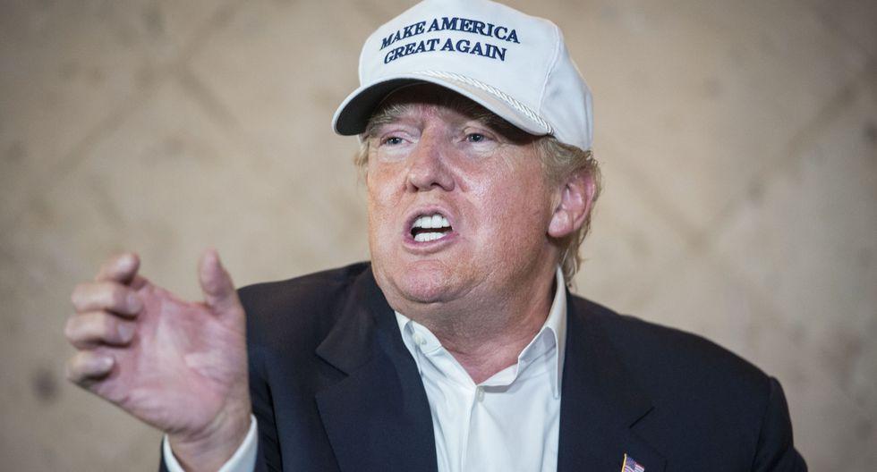 Donald Trump amenaza con cerrar la frontera de Estados Unidos con México la próxima semana. (AFP).