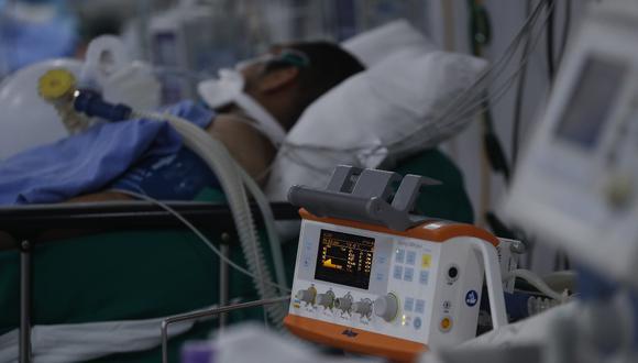 La demanda de cama UCI ha aumentado considerablemente debido a la pandemia de coronavirus. (Foto: Hugo Pérez)