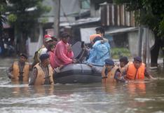 La capital de Indonesia vive sus peores inundaciones desde el 2013 que ya dejan al menos 9 muertos | FOTOS