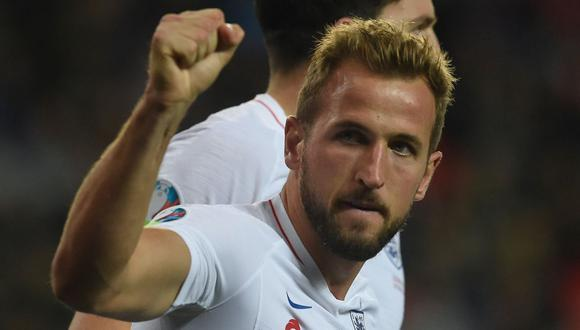 Harry Kane, delantero del Tottenham Hotspur. (Foto: Reuters)