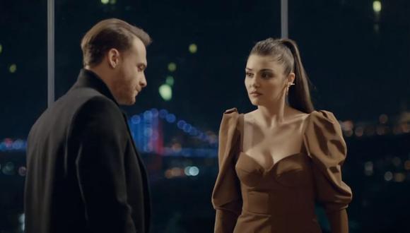 """Los fanáticos de la telenovela turca """"Love Is in the Air"""" se preguntan cuándo podrá continuar viendo la historia de amor de Eda y Serkan (Foto: MF Yapım)"""